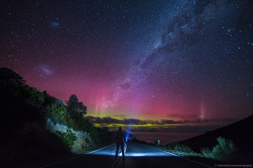 Aurora at Wilsons Prom
